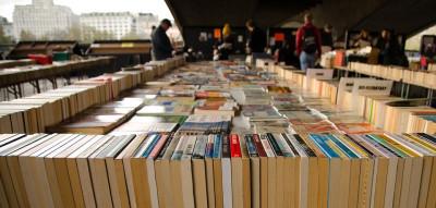 Boeken- en cd-verkoop 03/10: geannuleerd