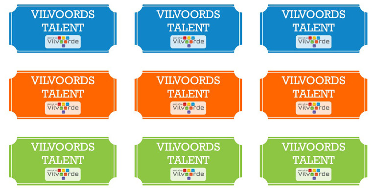logo Vilvoords talent