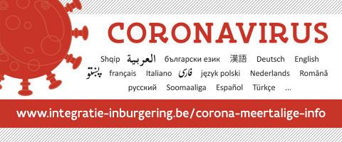 Corona meertalig